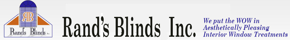 Rand's Blinds, Inc.